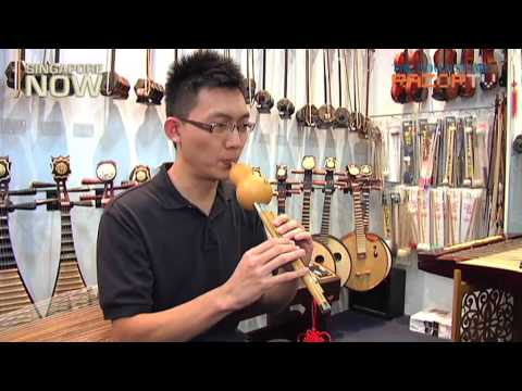 Unusual musical instruments: the latest craze in Singapore