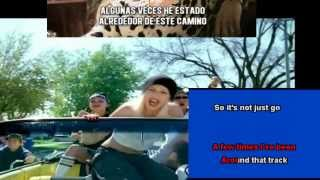 Gwen Stefani -Hollaback Girl.VIDEO. (Lyrics+Sub Español)
