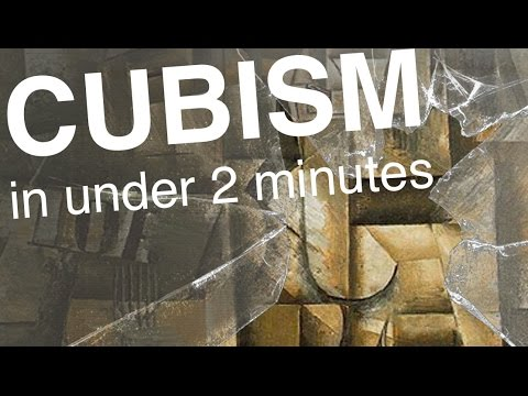 Cubism: In 2 Minutes