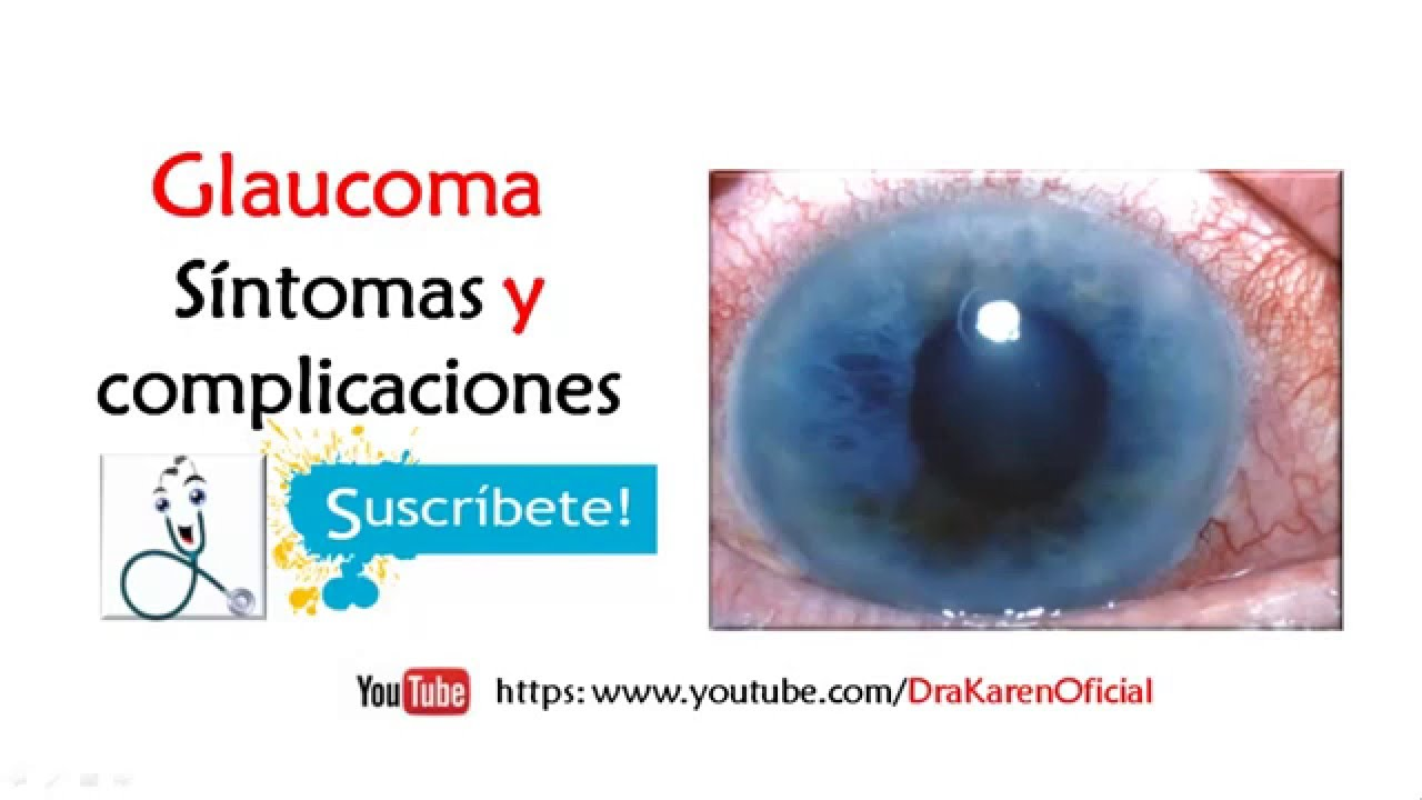 glaucoma s ntomas y complicaciones del glaucoma youtube. Black Bedroom Furniture Sets. Home Design Ideas