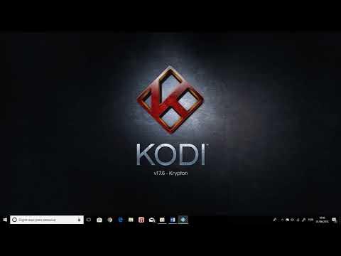 Configurando o Kodi + lista espetacular