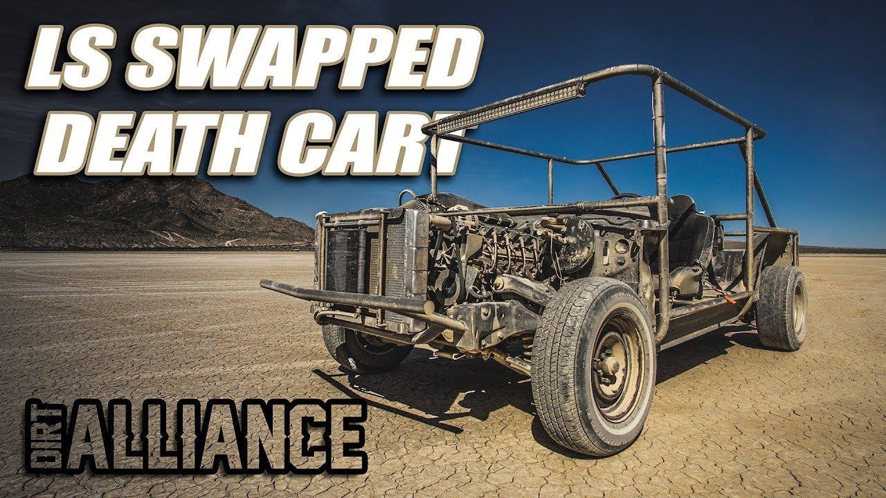 Built for Dirt: The Death Cart - Baker Hot Rod Works