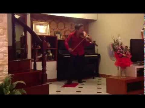 Độc tấu violin cải lương 2 | NSUT Đào Văn Trung