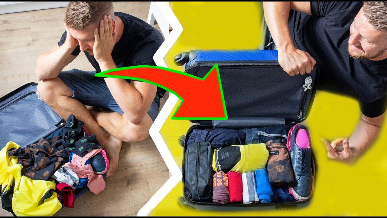 Jak  spakować się do walizki? [Hacks&Tricks ] Pakowanie na WAKACJE !