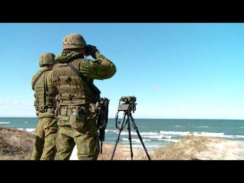 LRT EBU | Russian forces could have landed on the Lithuanian coast during exercise