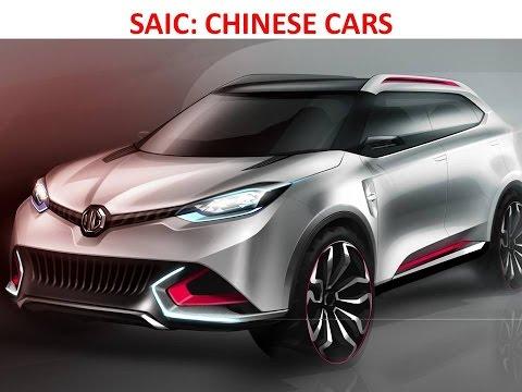 Saic Chinese Cars Beginning Of Check Mate To Usa And World