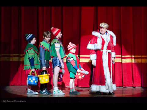08.Merry Christmas Maggie Tatcher - Billy Elliot Demo - YouTube