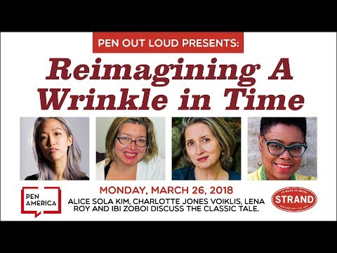 Pen Out Loud: Reinmagining A Wrinkle in Time