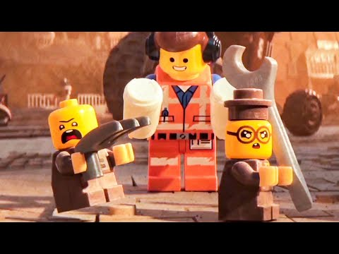Sewers Babies Scene - THE LEGO MOVIE 2 (2019) Movie Clip