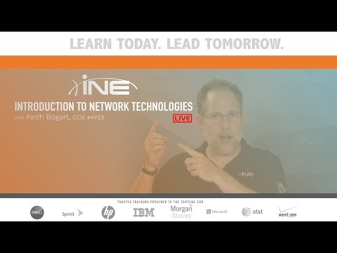 Introduction to Networking Technologies Webinar - January 2018