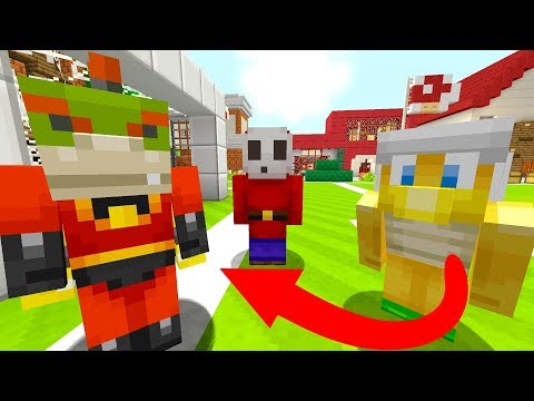 KILLING THE INCREDIBES *AT SOCCER*  Nintendo Fun House  Minecraft Switch 275