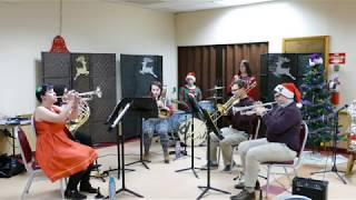 All I Want for Christmas is You - Plum Brass Quintet
