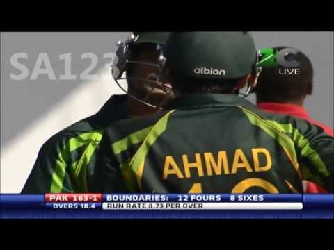 Ahmed Shehzad 98* vs Zimbabwe 2nd T20 2013 *HD*