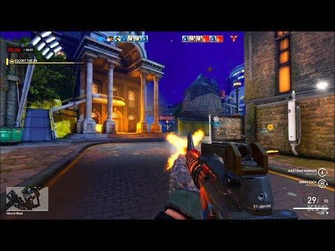 Dirty Bomb (2019) - Gameplay (PC HD) [1080p60FPS]