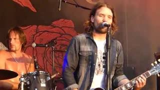 The New Roses - For a while (Live) @ Freigericht Rockt! 2016