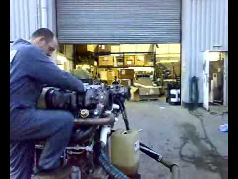 MAN marine diesel engine  D2848LE403 800hp