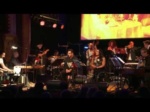 tabadoul orchestra : Aziza (HD)      26.09.2013 Kulturkirche Köln