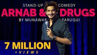 Pubg, Arnab & Drugs | Stand Up Comedy by Munawar Faruqui