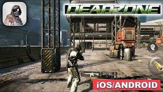 Dead Zone Gameplay Walkthrough (Android, iOS)