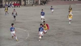20111127 横浜S vs 県央 1 神奈川トレセンU14