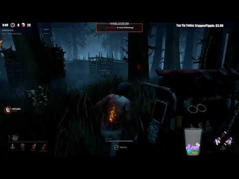 Dead by Daylight RANK 13 SURVIVOR! - I SWEAR I DEAD HARDED!