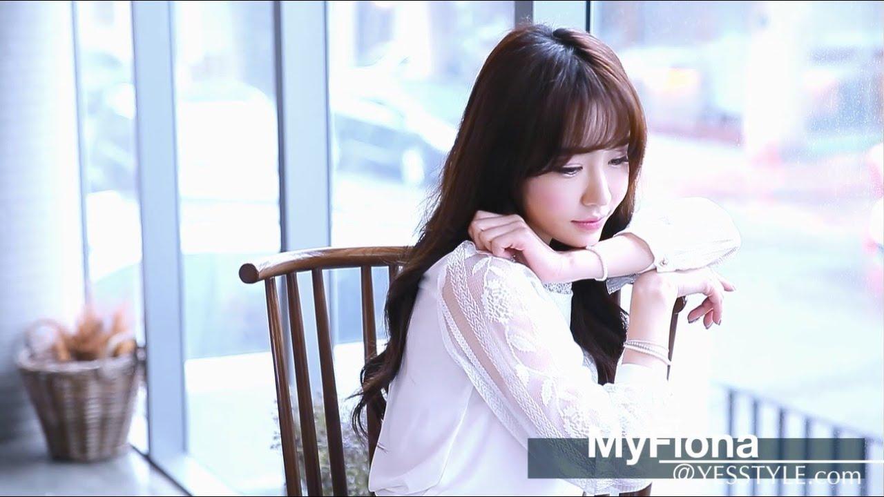 Yesstyle Korean Fashion Myfiona Youtube