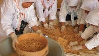 Как приготовить суп тархана-порошок самим.ЧАСТЬ первая.Суп тархана делаем дома.