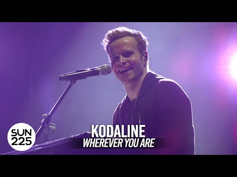 Kodaline - Wherever You Are @ SLOW LIFE SLOW LIVE 2019
