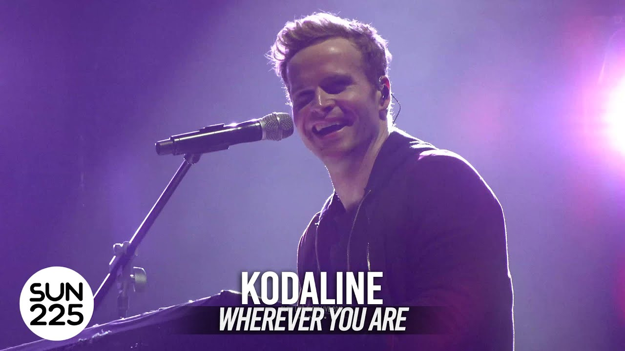 Kodaline   Wherever You Are  SLOW LIFE SLOW LIVE 20 Chords ...