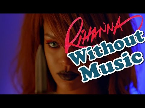 Rihanna - Bitch Better Have My Money (Without Music Shreds)