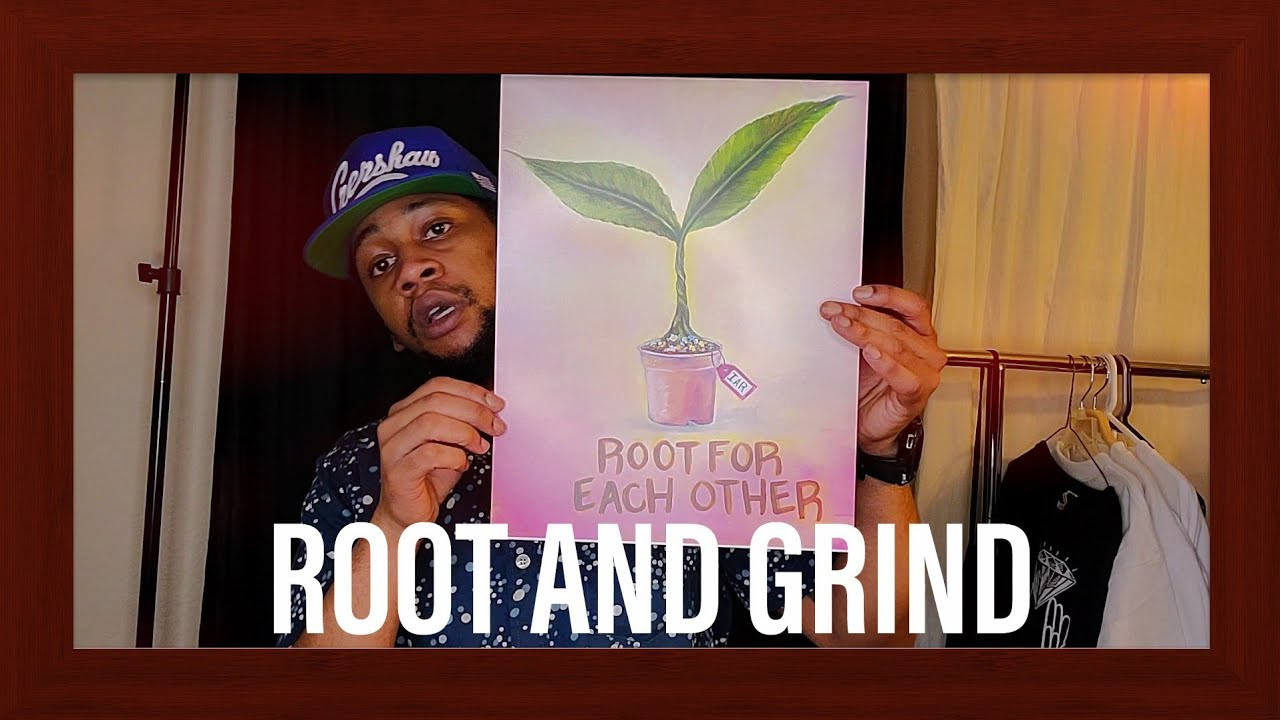 I AM ROOT® Art Prints Restocked | Root and Grind Vlog 10