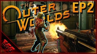 Assault Rifle! | The Outer Worlds | Ep2