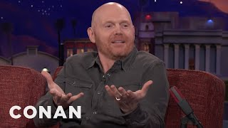You can't make jokes about the military, fat people, or sexual harassment — but that's not stopping Bill Burr. More CONAN @ http://teamcoco.com/video Team ...