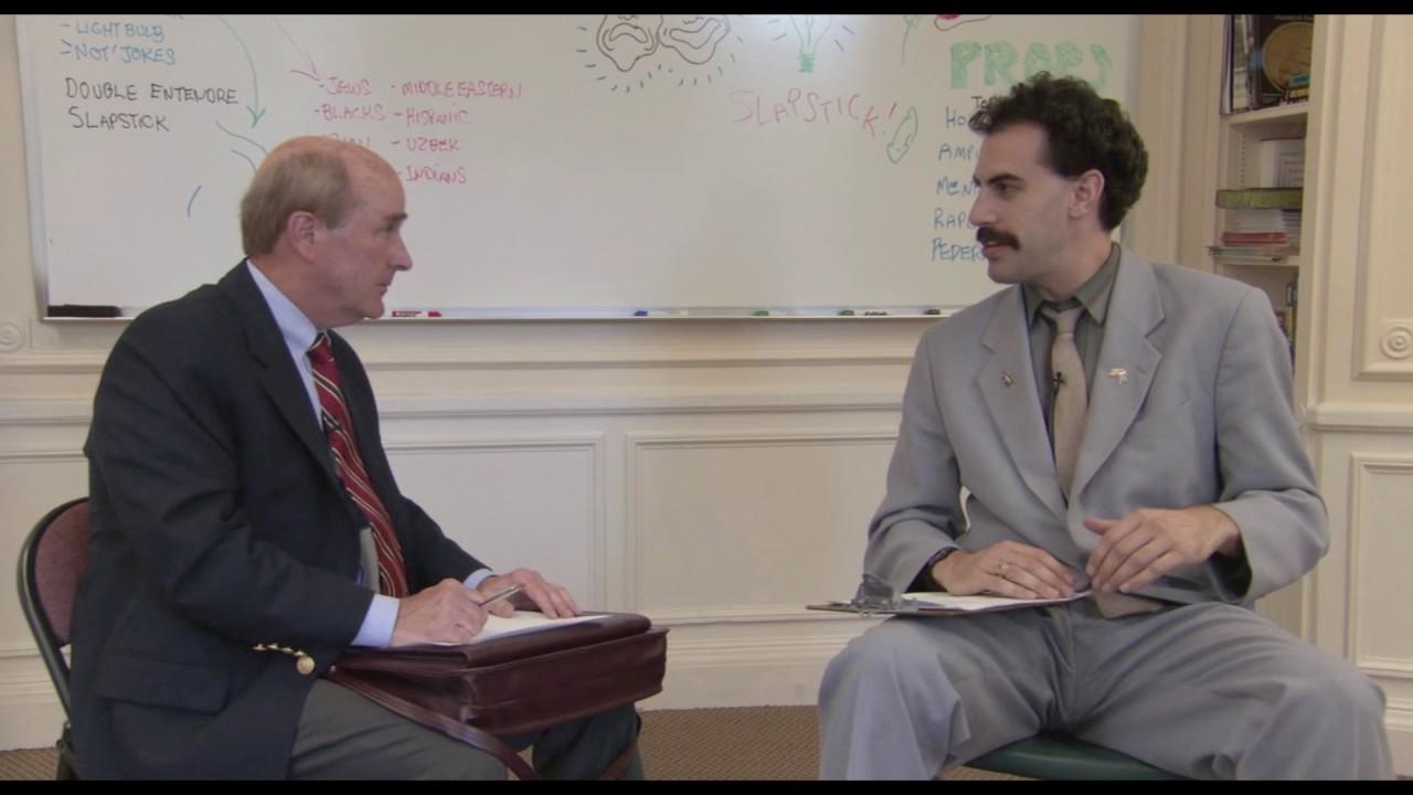 Borat - Not Joke | FULL SCENE | HD