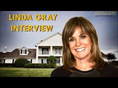 DALLAS 40th ANNIVERSARY INTERVIEW - LINDA GRAY