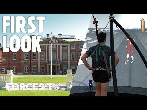 FIRST LOOK: Inside The NEW Defence Medical Rehabilitation Centre | Forces TV