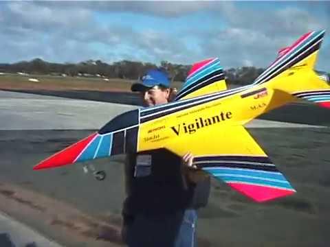 RC Jets in Australia. Temora 2003