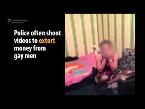 Transvestite Beaten By Uzbek Police