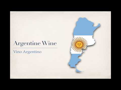 wine article Winecast Argentine Wine
