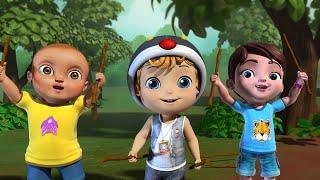 కలిసి బలమైన కథ - Kids Moral Stories | Telugu Stories for Children | Infobells