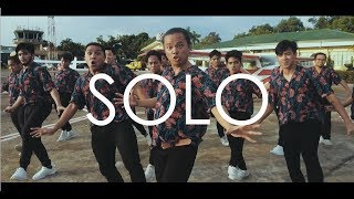 The Peepz | Solo Dance @IyazLive