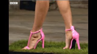 Clean Heels on BBC Dragons Den 25/1/15