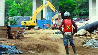 Elevated Road Maros - Bone, Sulawesi Selatan (Pengabdian Untuk Bangsa, Infrastruktur Untuk Negeri)