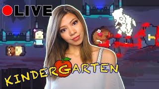 MONEY FOR MONTE AND SAVING BILLY! LIVE! - Kindergarten Gameplay (END)