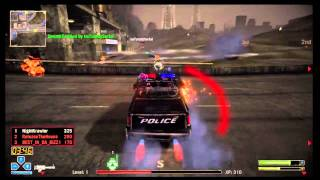 Twisted Metal Multiplayer Gameplay LIVE Online #1 - New Twisted Metal Gameplay w/ Commentary (PS3)