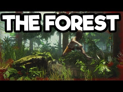 The Forest Gameplay Impressions - Final Release 1.0! Craft and Survive!