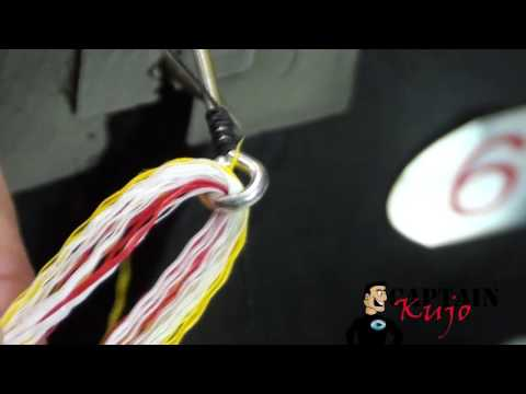 Making Shrimp Flies W/ CAPT KUJO