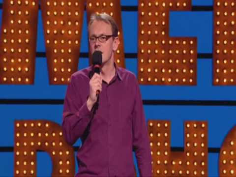 Michael McIntyre's Comedy Roadshow - Sean Lock