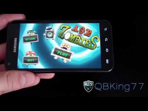 The Top Five Paid Android Games From 2011