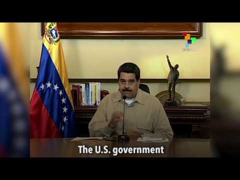 US Has Given Green Light for Coup in Venezuela: Maduro